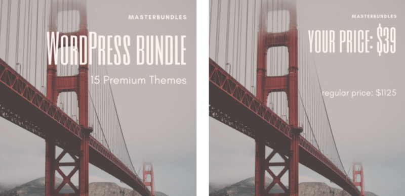 2 WordPress bundle15 Premium Themes