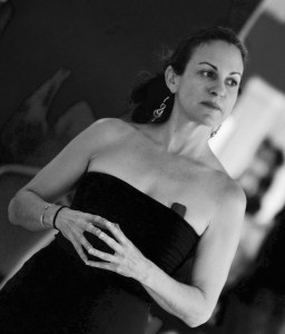 Daniela Borgialli in Gyor Hungary