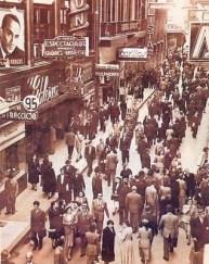 Calle Florida 1940