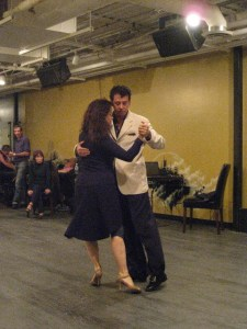 Dancing in Anchorage