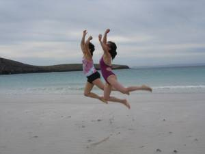 La paz Jumping