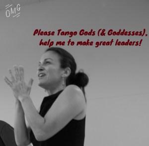 Please Tango Gods