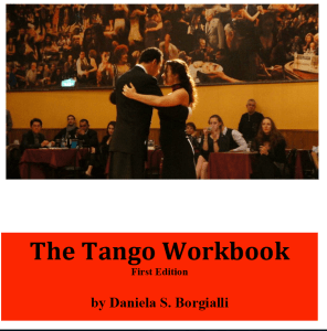 The Tango Workbook Bookcover