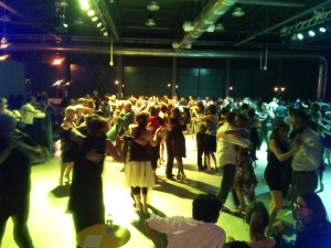 Crowded Milonga
