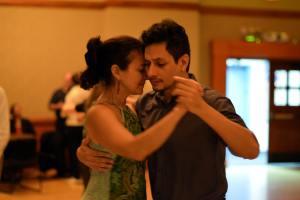 Daniela with Ricardo UT