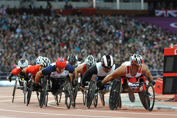 The Paralympics – 6 months later (1/6)