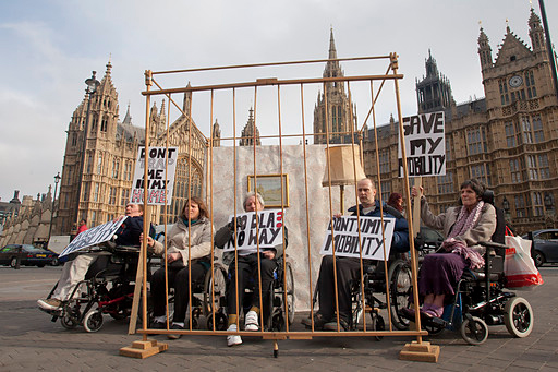 Will Disabled People be worse off? Changing DLA to PIP (1/6)