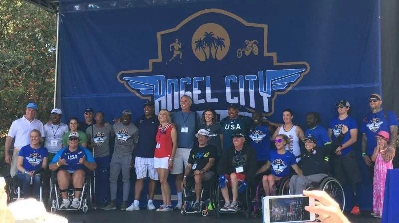 Angel City Games 2018