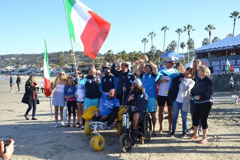 4th Annual Stance ISA World Adaptive Surfing Championships