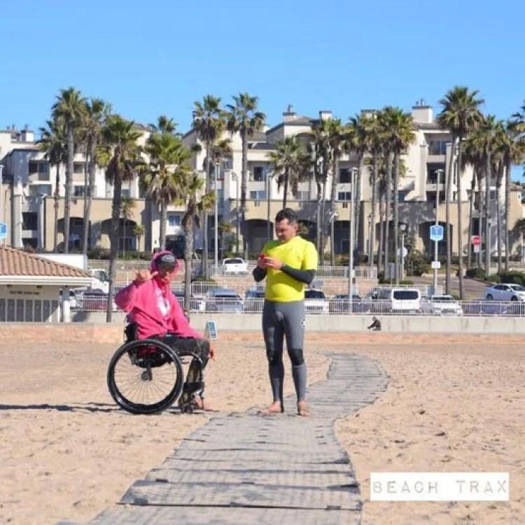 Access The Beach