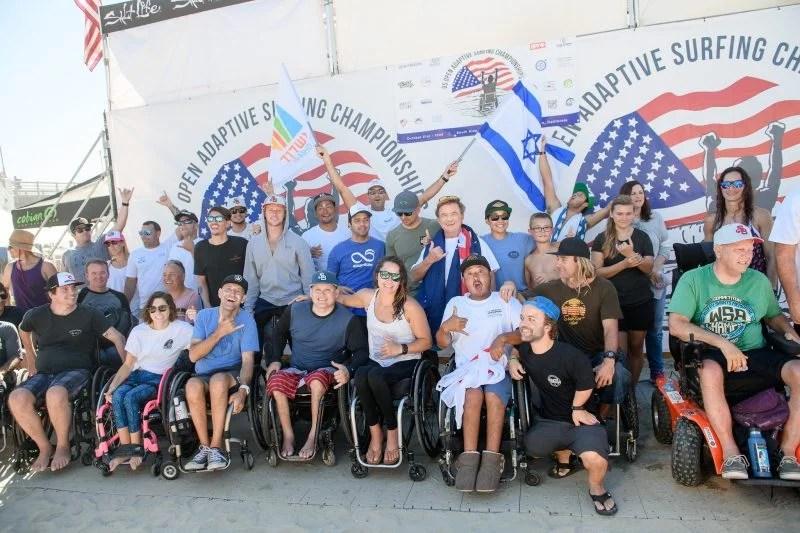 2019 US Open Adaptive Surfing Championships