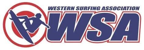 Western Surfing Association Logo