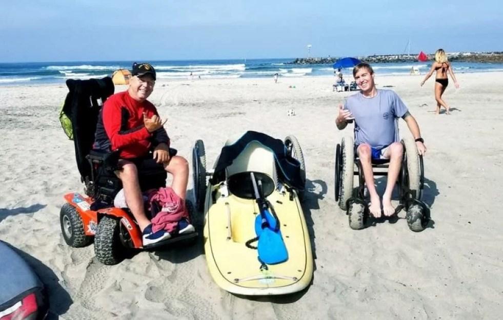 Should I Use a Beach Wheelchair or Wheelchair Mat?