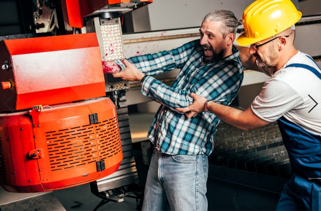 Injury Caused By Inappropriate or Defective Equipment