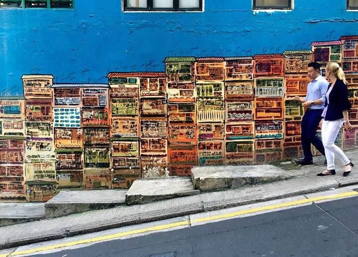 HK Street Art Tour