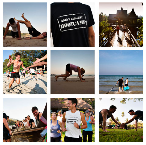 Title – Asia's biggest boot camp workouts in Singapore, Hong