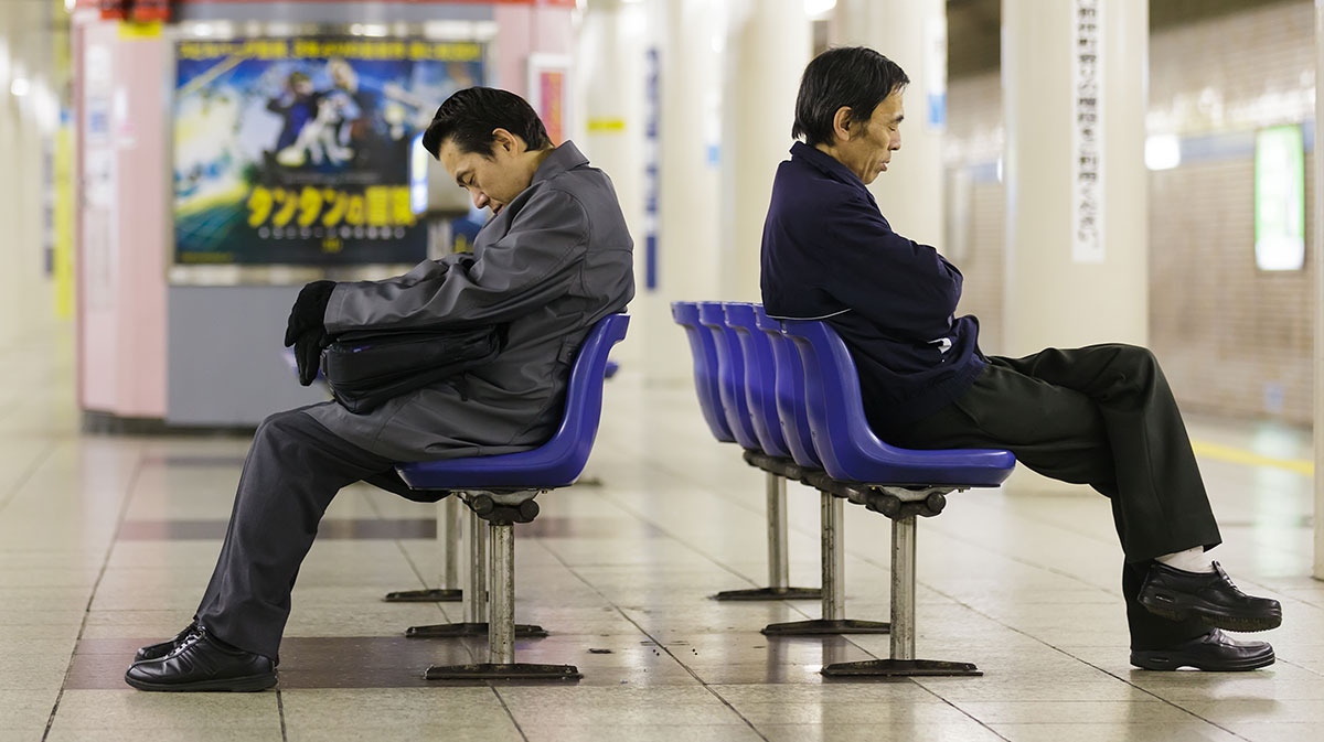 Are we overworking? Karoshi in Japan