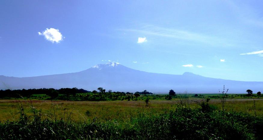 The Gift Of Light On Kilimanjaro