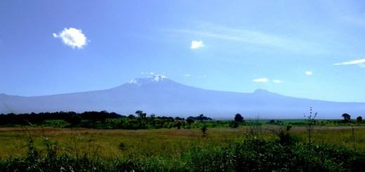 The gift of light on Mt. Kilimanjaro