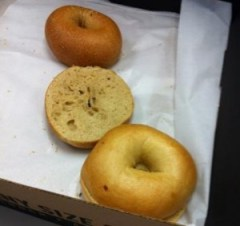 Bagel Willpower