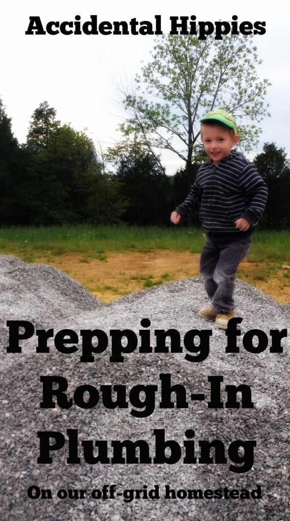 In this post, we'll take a look at how we're prepping the foundation area on our off-grid home for the rough-in plumbing, including waste drainage and radiant heat.