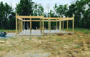 If you are thinking about building your own house, it isn't impossible! But if you're thinking it's going to look like all of the magical things you see on Pinterest, think again. Here, we discuss the realities of being owner-builders and the ONE BIG THING to keep in mind if you want to build your own house.