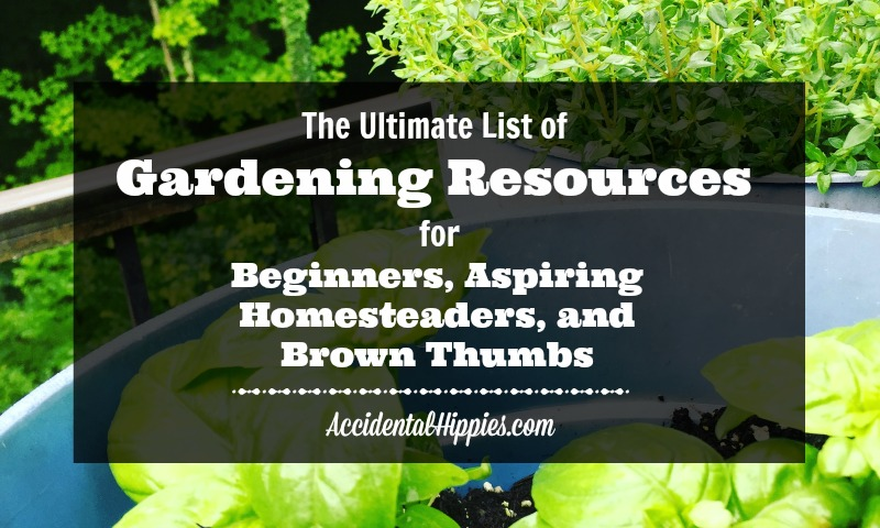 Ultimate List of Online Gardening Resources for Beginners