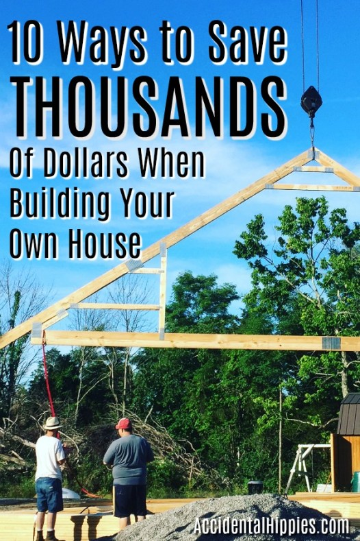 The choices you make when you build your own home can break the bank. Find out our 10 biggest tips to save you thousands of dollars when you build a home yourself