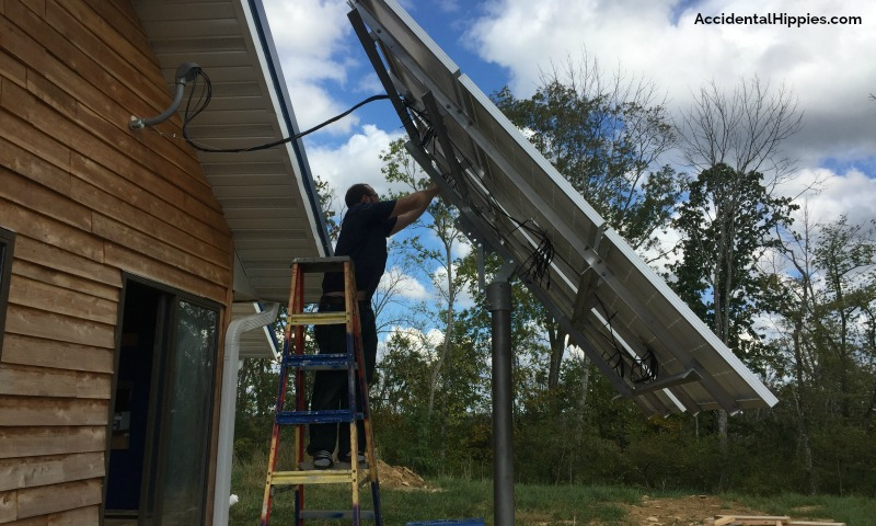 We built our own off-grid home, but it's far from perfect. These are the seven biggest things we would have done differently.