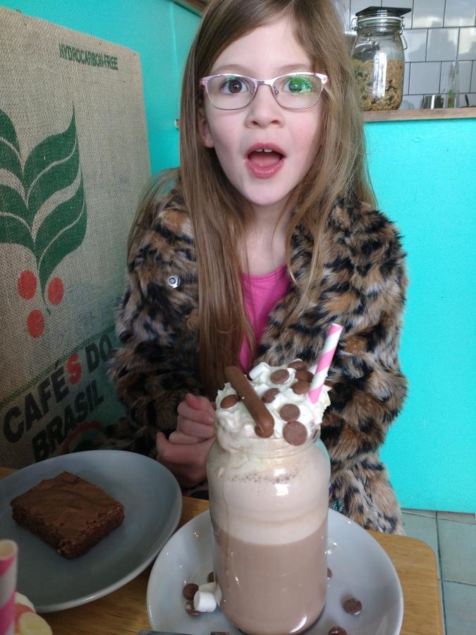 Riverhead coffee hot chocolate