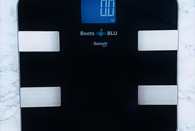 Beets BLU Bluetooth Bathroom Scale Review