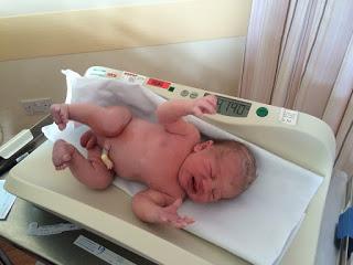 big baby birth stories birth