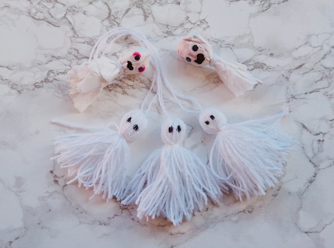 10 Halloween crafts that are easy to make