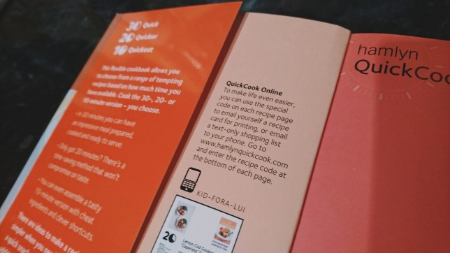 Quick Cook: Cooking for Kids (A Review)