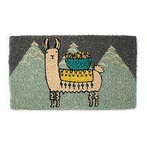 Llama doormat UncommonGoods
