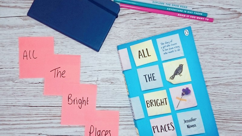 A Hipster Recommends: All The Bright Places