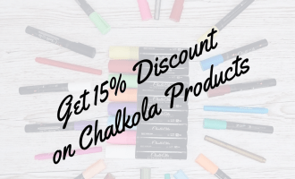 Chalkola - The Must-Have Chalk Pens for all Crafty Mummies