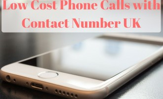 Low Cost Phone Calls with Contact Number UK