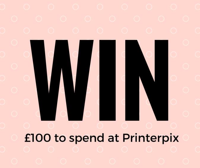 WIN £100 to Spend at PrinterPix!