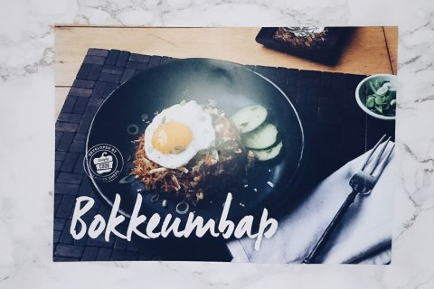 simply cook review bokkeumbap