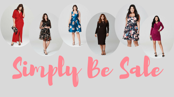 Simply Be is Having and INSANE Sale and You Need to Get in FAST!