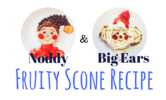 Noddy & Big Ears Fruity Scone Recipe