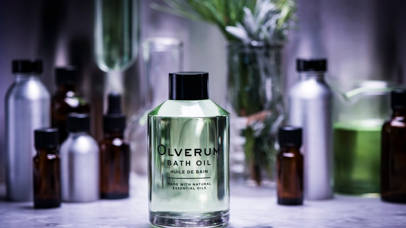 The Best Luxury Bath Oil – Olverum Bath Oil Review