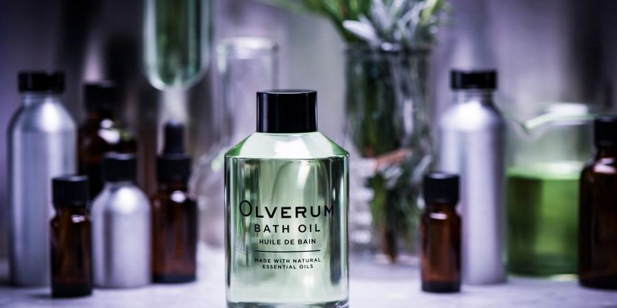 The Best Luxury Bath Oil - Olverum Bath Oil Review