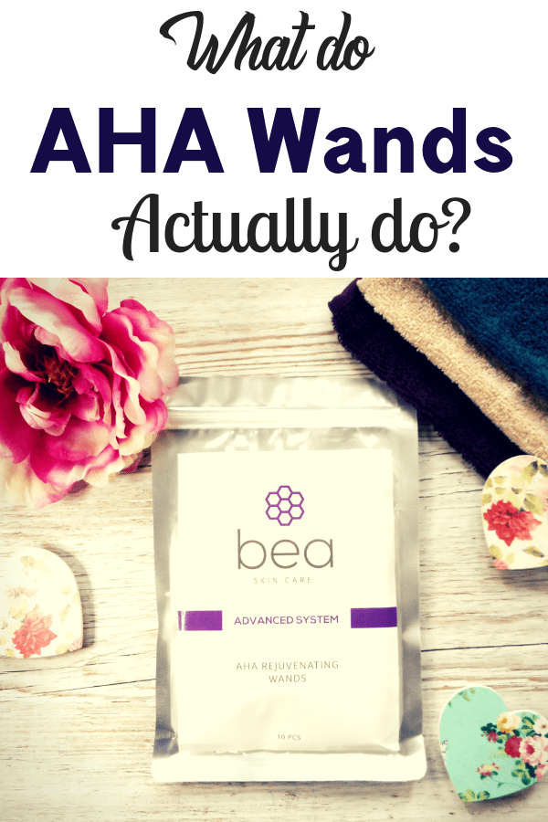 Attention skincare addicts! Do you already use AHA wands to give yourself acid peels at home? I tried this one by BEA, read how it went here! #skincare