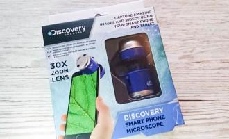 Paladone Smartphone Microscope and Smartphone Telescope