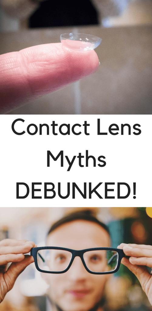 I've heard many myths about contact lenses. During my time working in a high street opticians, people would come in and ask about crazy myths about contact lenses they had heard from friends and family. Thankfully, almost all of those incredible things you hear are just that: incredible.