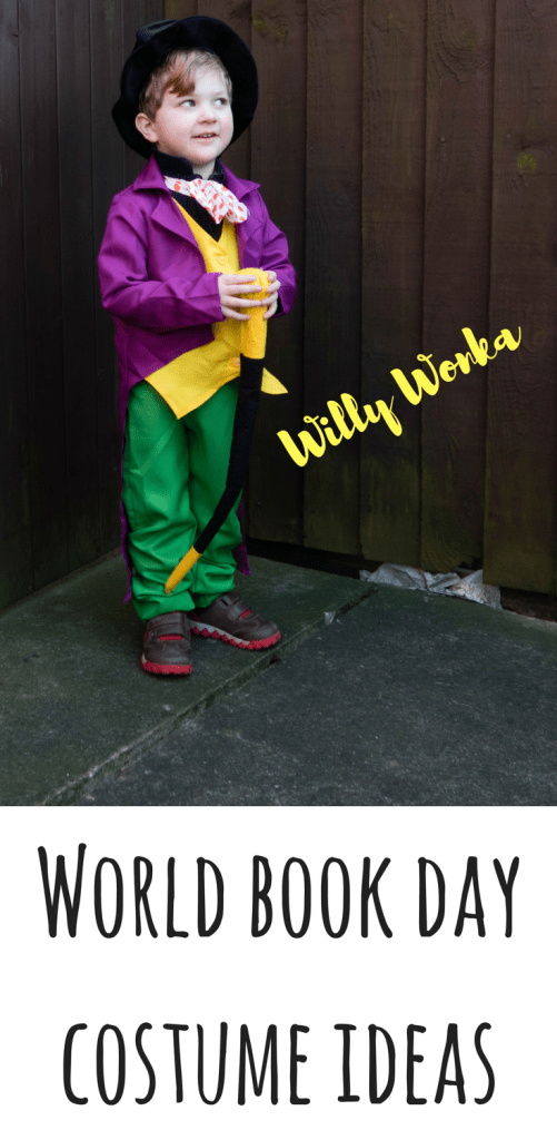 World Book Day costumes can be quite difficult to think of. It's particularly hard if you've left it to the last minute to think of World Book Day costume ideas. I've got both a boy and a girl, and these are my favourite low-effort book character costumes.