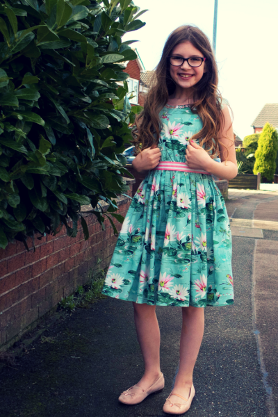 Girls spring dresses are something I search for every year. Having a girly-girl daughter means that I get a little sidekick to help me choose all of my own outfits, and can wear all the beautiful dresses I wish they made in my size. These are our must-haves for your girls this Spring