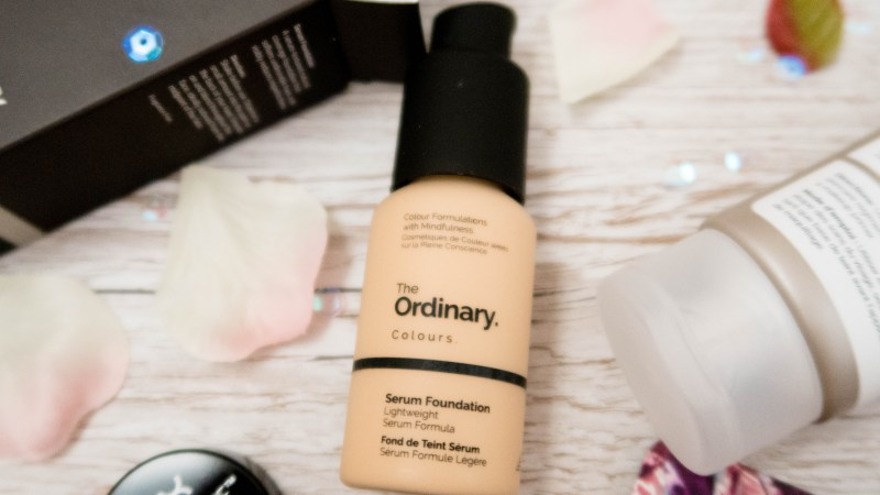 the ordinary serum foundation 1.2y